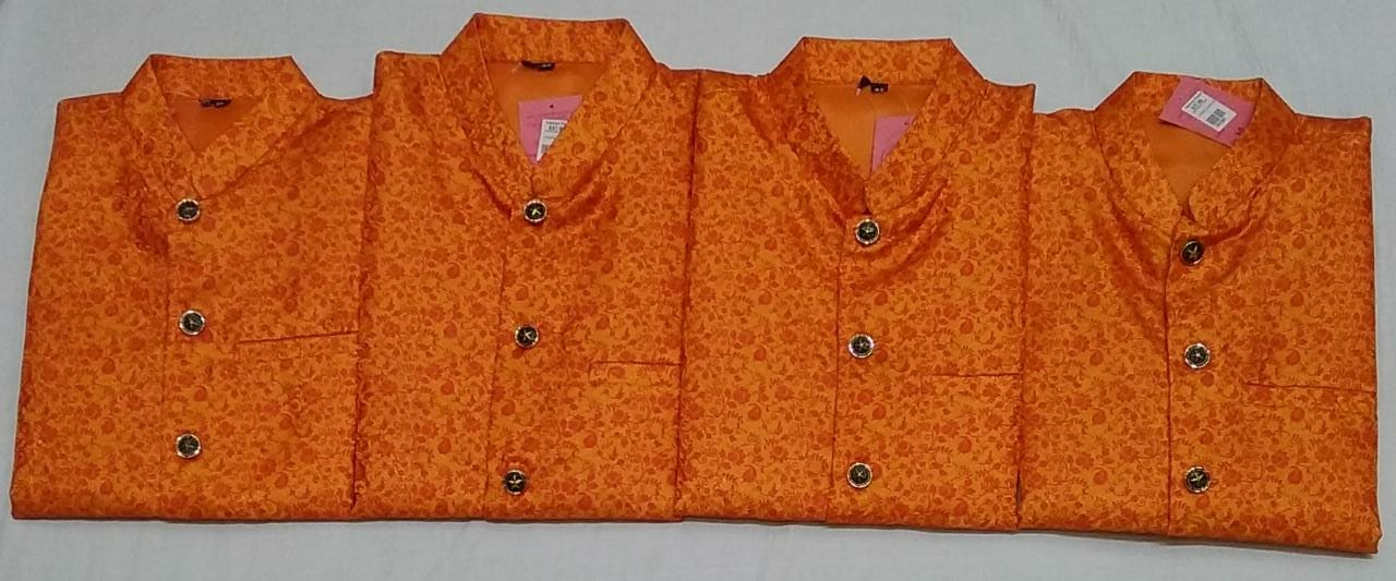 151261 A2$37.00 ORANGE MENS JACKET SIZE 36,38,42,46